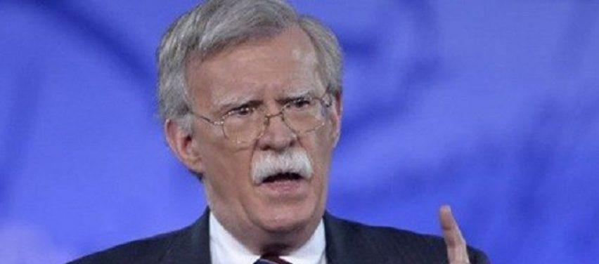 ABD Ulusal Güvenlik Danışmanı Bolton görevden alındı