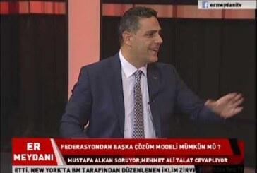 Er Meydanı – 24 Eylül 2019 – Konuk: Mehmet Ali Talat