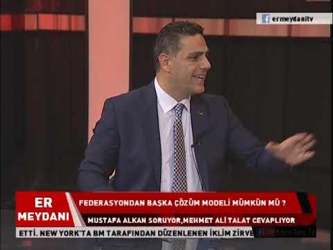 Er Meydanı - 24 Eylül 2019 - Konuk: Mehmet Ali Talat