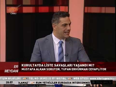 Er Meydanı - 08 Ekim 2019 Konuk: Tufan Erhürman