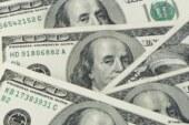 Dolar, 8,5 ayın zirvesinde