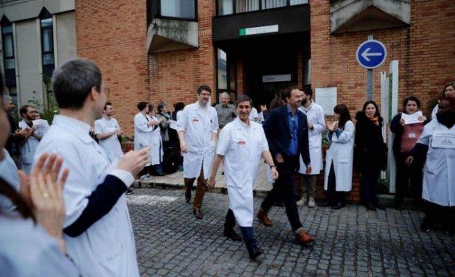 Fransa'da belediyeler halka hasta olmayı yasakladı
