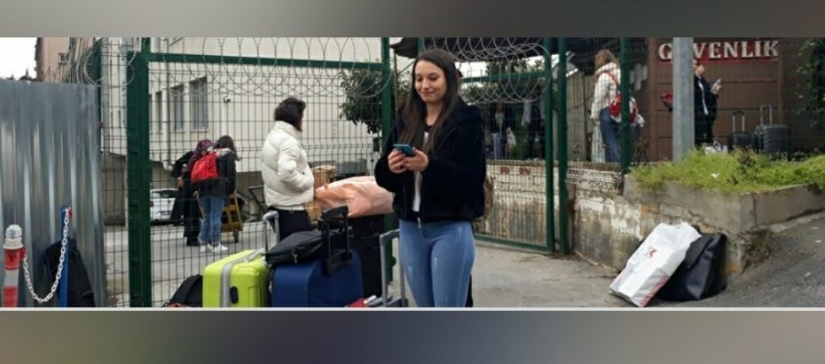 Ankara,Türkiye'de okuyan bin Kıbrıslı Türk öğrenci için seferber oldu