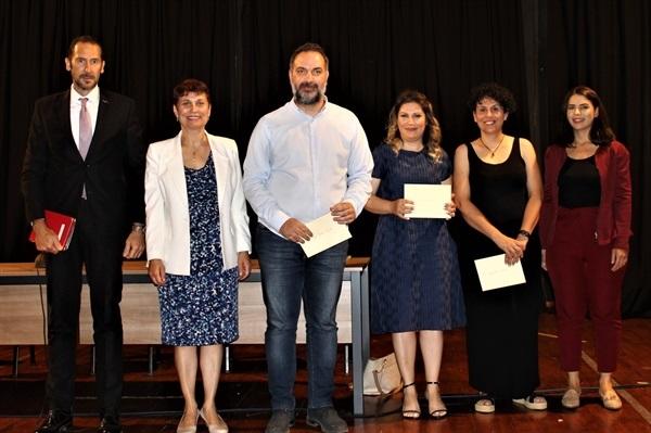 Sessiz Çığlık Mektup Yarışması'nın ödül töreni yapıldı