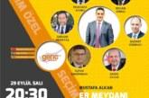 Altı Cumhurbaşkanı adayı ilk kez Er Meydanı Seçim Özel'de bir araya gelecek