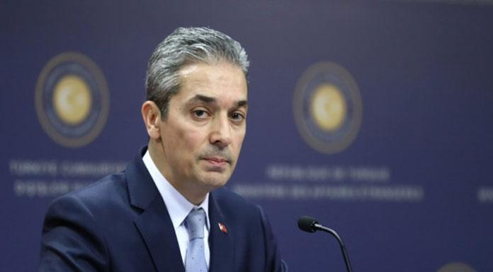 """""""Kıbrıs'ta artık bir çözümün konuşulmasının zamanın geldiğine inanıyoruz"""""""