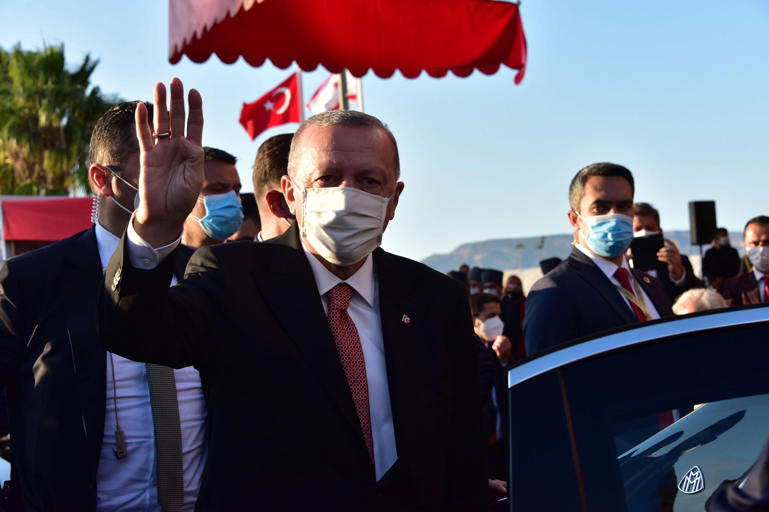 Erdoğan:Artık tahammülümüz yok