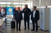 Yeniden Doğuş Partisi'nin (YDP) Gazimağusa İlçe Kongresi dün yapıldı
