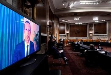 Twitter ve Facebook yöneticileri ABD Senatosu'nda ifade verdi