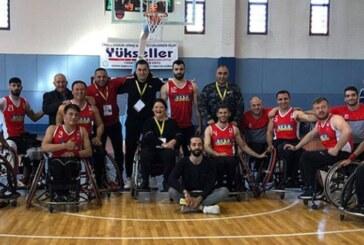 Engelli Basketbol takımımız bu yıl ligde olmayacak
