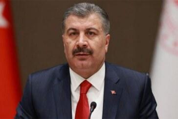 Türkiye'de son 24 saatte 89 kişi kovid-19'dan yaşamını yitirdi