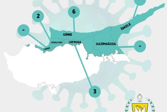 Pilli, vakaların detaylarını ve bölgelere göre dağılımını açıkladı