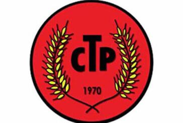 CTP pandemi önerilerini açıkladı