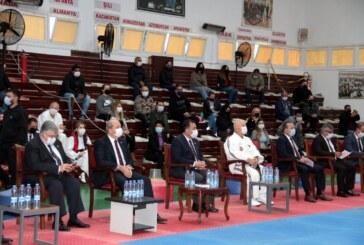 KKTC Taekwondo Judo Karate Aikido Hapkido Kungfu Kurash Wushu Federasyonu 44 yaşında