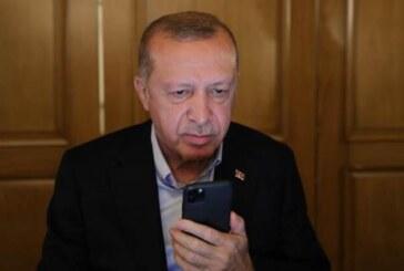 Erdoğan'dan Korgeneral Erbaş'ın oğluna taziye telefonu