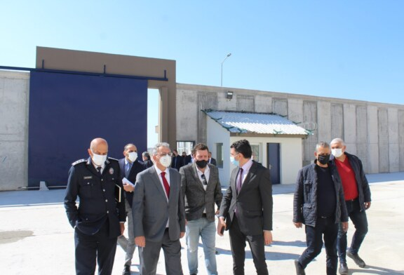 Evren:Yeni cezaevini en kısa sürede teslim almayı hedefliyoruz