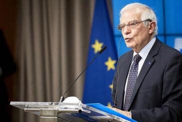 Borrell: Kıbrıs sorunuyla ilgili olarak yakalanması gereken gerçek bir fırsat var