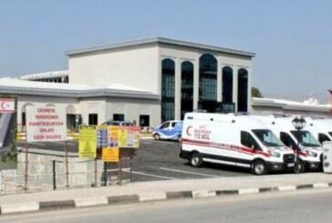 Acil Durum (Pandemi) Hastanesi santrali devreye girdi