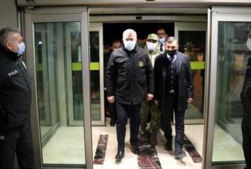 TC Milli Savunma Bakanı Akar: Kazanın hava şartları nedeniyle olduğu değerlendiriliyor