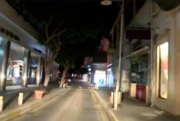 7 kişi sokağa çıkma yasağını ihlal etti