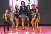 Nev Çocuk Fitnes sporcuları ülkemizi temsil edecek