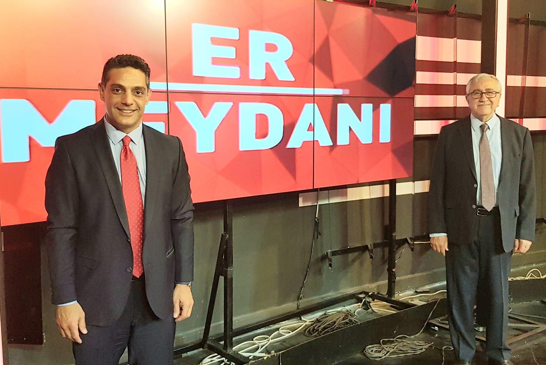 Mustafa Akıncı: Türkiye tarafından yargıya yönelik yıpratma kampanyası başlatıldı