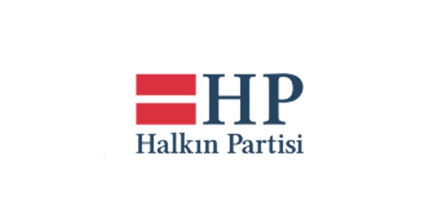 Halkın Partisi: Yargı bağımsızlığına tartışmasız sahip çıkılmalıdır