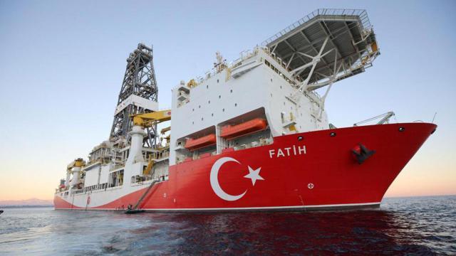 Fatih, Amasra-1 kuyusunda sondaja başladı