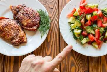 Vejetaryenler et yiyenlerden daha sağlıklı