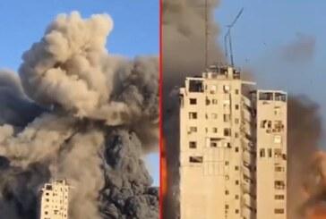 İsrail, Gazze'ye hava saldırılarına devam ediyor!