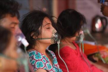 Hindistan'da koronavirüs vaka sayıları 25 milyona yaklaştı