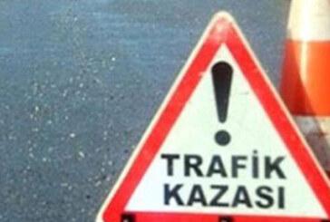 Gazimağusa'da kaza; motosiklet sürücüsü yaralandı