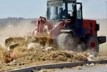 Alayköy Sanayi Bölgesi'nde temizlik kampanyası başladı