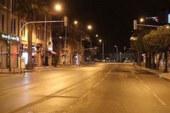 25 Kişi sokağa çıkma yasağını ihlal etti