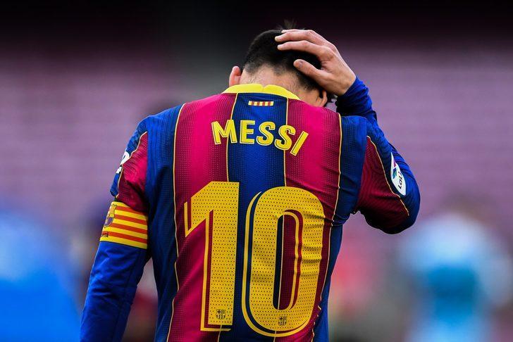 Bir devrin sonu! Lionel Messi, Barcelona'dan ayrıldı