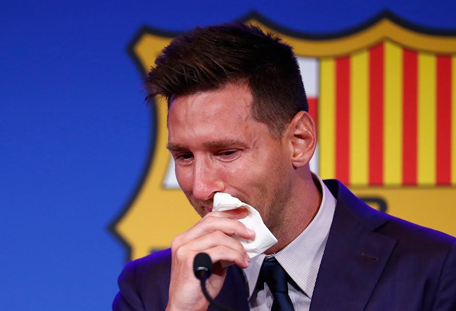 Messi, gözyaşlarıyla veda etti: 21 yıl sonra gelen ayrılık beni çok zorluyor