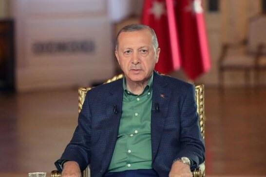 TC Cumhurbaşkanı Erdoğan: 187 yangından 172'si kontrol altında
