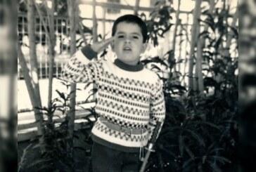Tatar, 5 yaşındaki fotoğrafını paylaştı