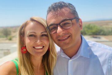 Tufan Erhürman'ın eşi Nilden Bektaş Erhürman, 'negatif' olduğunu duyurdu