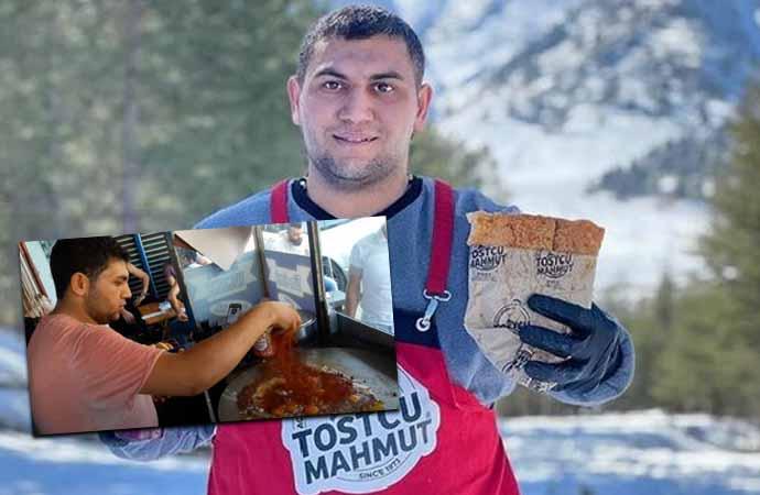 Türkiye'nin fenomen tostçusu Mahmut trafik kazasında hayatını kaybetti!