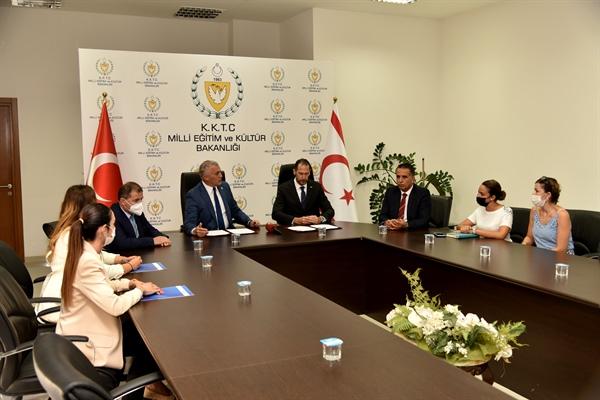 Milli Eğitim ve Kültür Bakanlığı ile Asbank Ltd arasında çocuk istismarının önlenmesi konusunda projelere dair iş birliği protokolü imzalandı