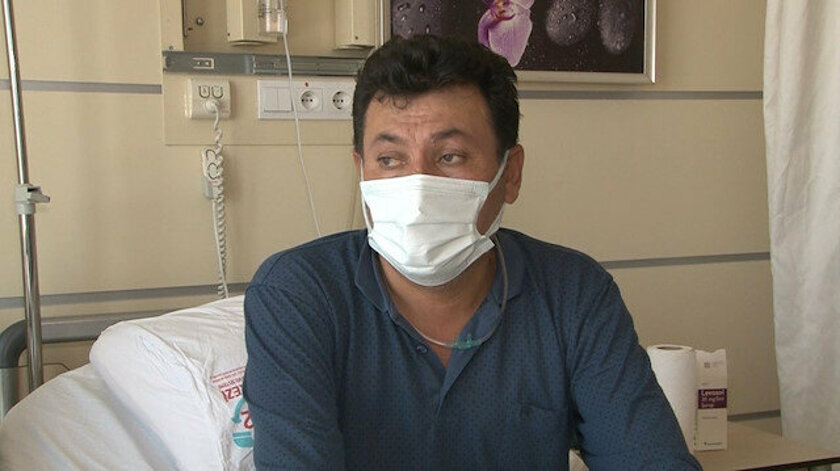 Koronavirüsü önemsemedi, aşı yaptırmadı!