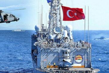 Şehit Yüzbaşı Cengiz Topel Akdeniz Fırtınası 2021 Tatbikatı bugün